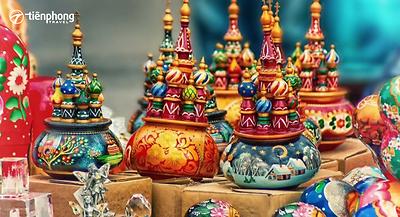  Du lịch Nga  Những món đồ nên mua khi đi tour du lịch Nga không phải ai cũng biết