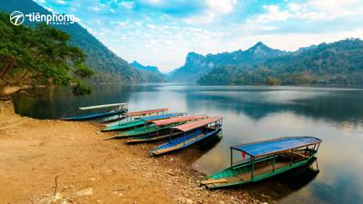  Tour Cao Bằng  Đền An Mã – Nét cổ kính trong bức tranh thiên nhiên  hồ Ba Bể