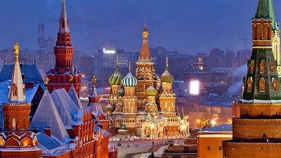 NGA 10 NGÀY 09 ĐÊM: MOSCOW - ST.PETERSBURG   Bay thẳng Vietnam Airlines
