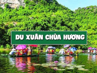 Chùa Hương - Du xuân - Lễ Phật đầu năm
