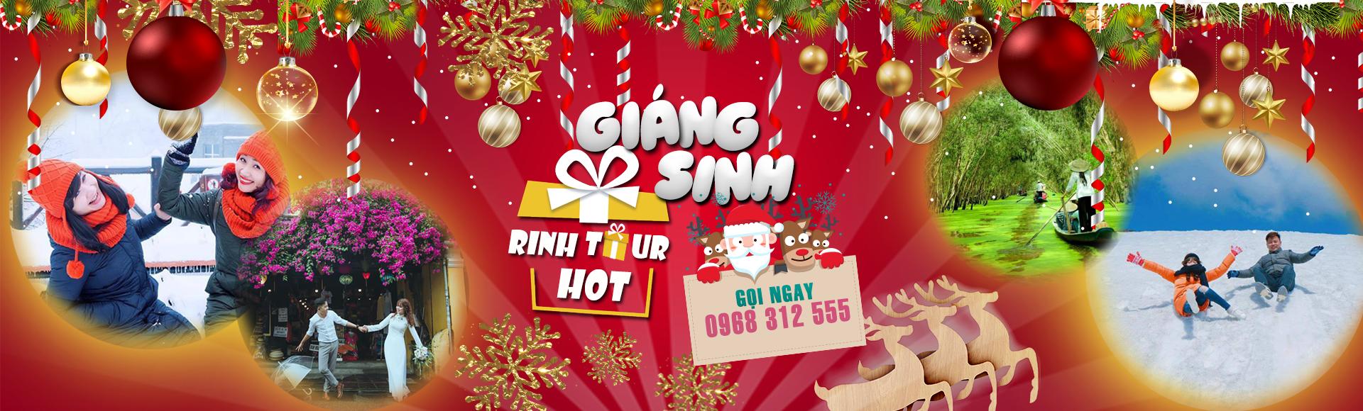 Thư chúc mừng Giáng sinh và năm mới Tiên Phong Travel