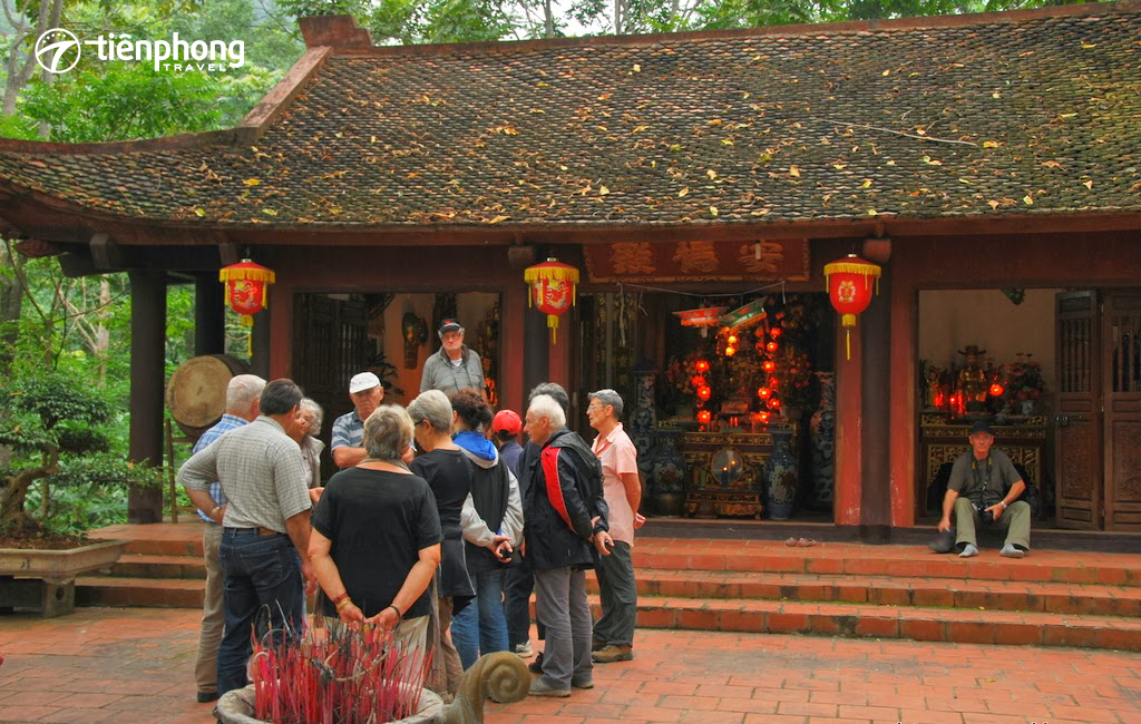 Đền An Mã - Du lịch Cao Bằng