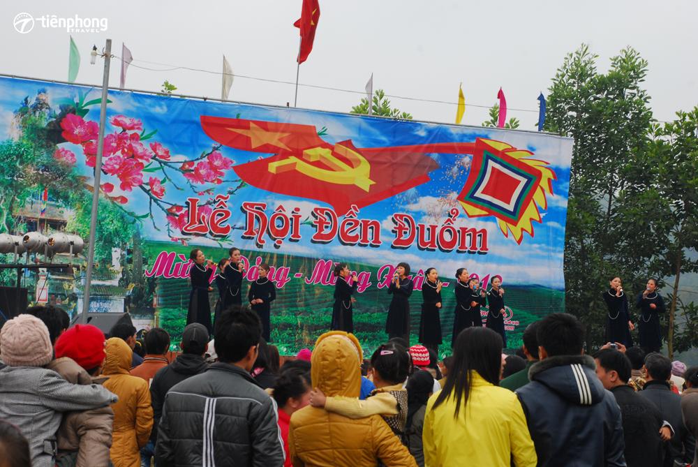 Đền Đuổm Thái Nguyên
