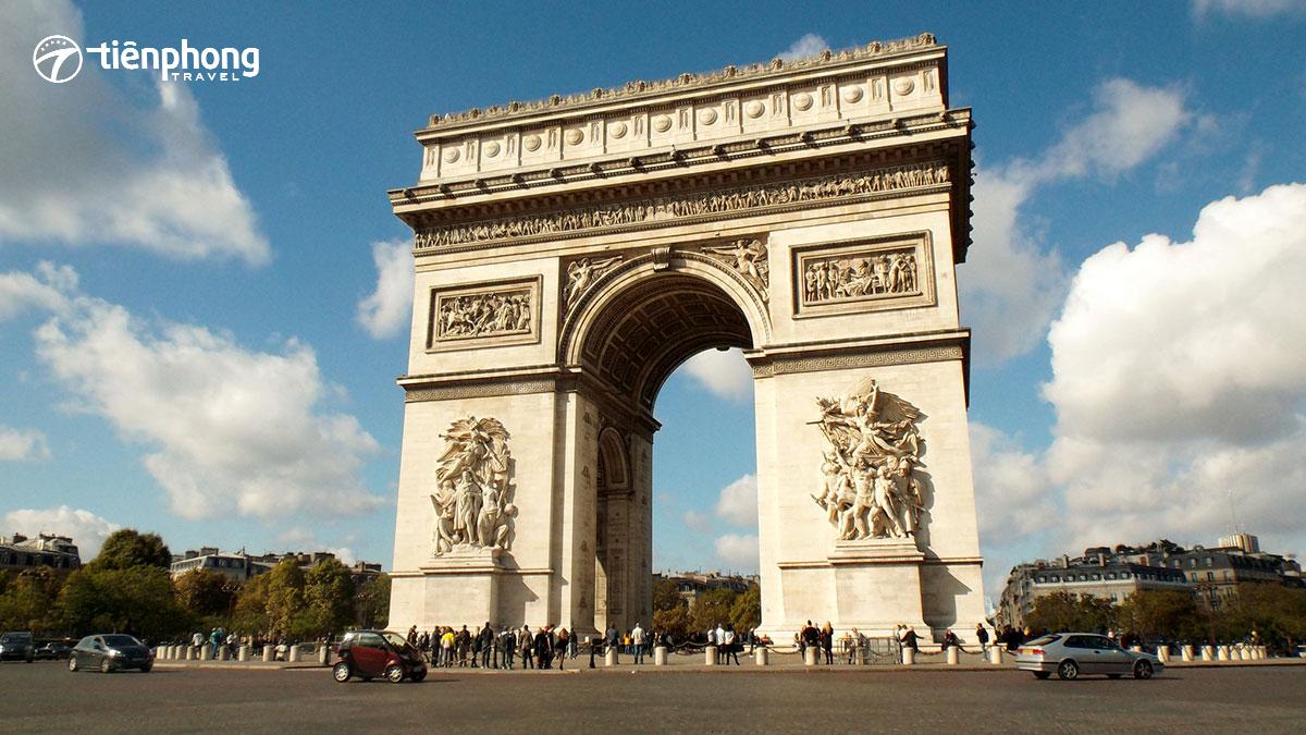 du lịch châu Âu tiên phong travel