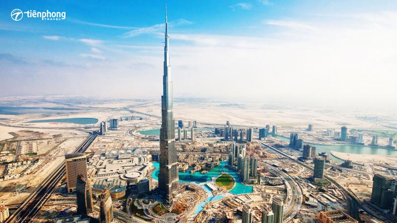 Du lịch Dubai cùng Tiên Phong Travel
