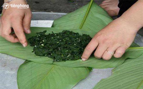 Rêu nướng Hà Giang - món ăn lạ miệng cho khách du lịch