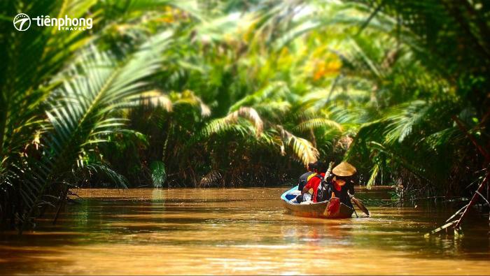 Kinh nghiệm du lịch 6 tỉnh Miền Tây - Cù lao Thới Sơn