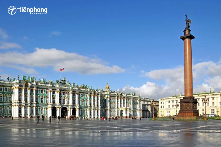 Cẩm nang du lịch Nga 2018 - Tin mới nhất