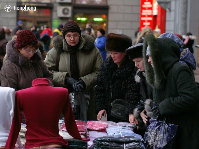Đi du lịch Nga nên mặc gì?