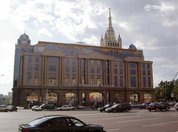 Kinh ngiệm mua sắm khi đi du lịch Nga cực hay bạn không thể bỏ lỡ