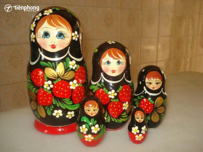 Những món đồ nên mua khi đi tour du lịch Nga không phải ai cũng biết
