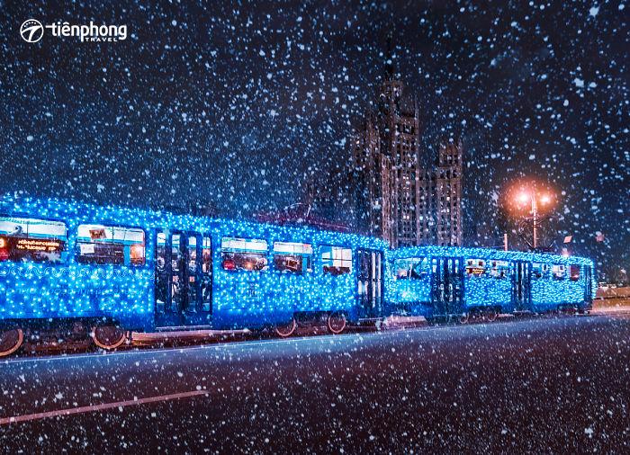 Du lịch Nga mùa đông có gì hay? - Tour Nga Tiên Phong Travel