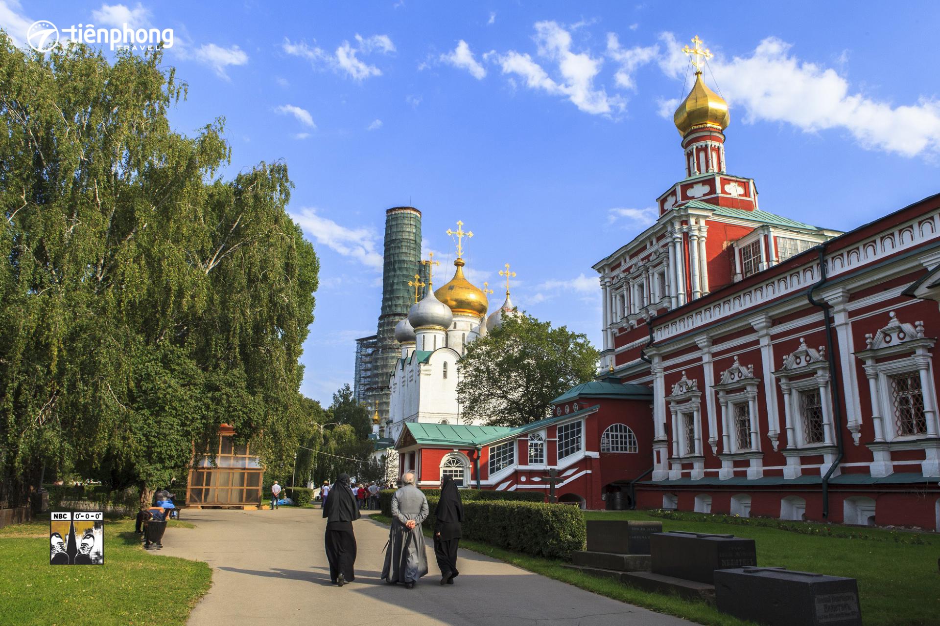Tổng hợp các nhà thờ nổi tiếng ở Nga