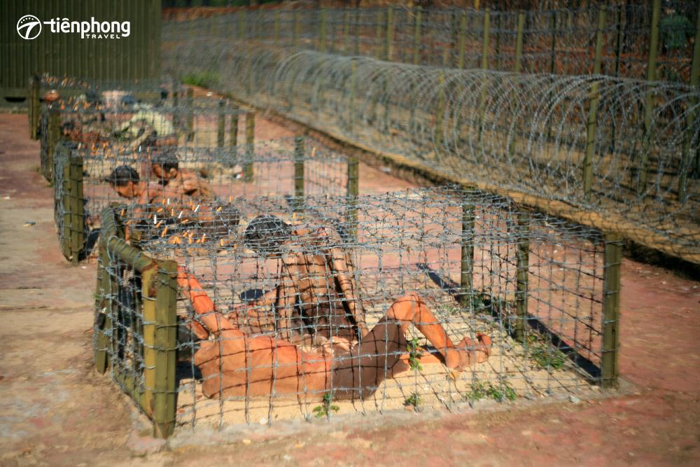 Di tích nhà tù Phú Quốc