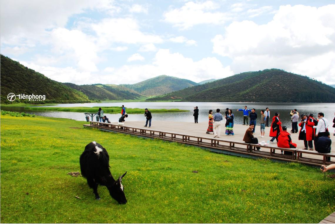 Du lịch Shangrila khám phá công viên Potatso