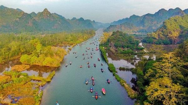 Du xuân trẩy hội chùa Hương cùng Tiên Phong Travel