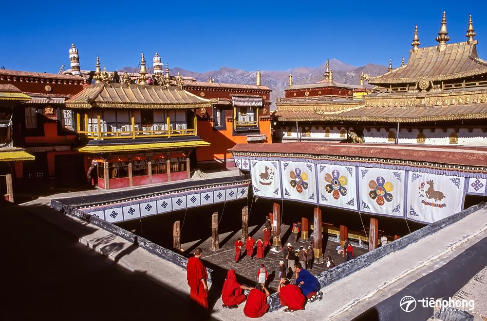 Du lịch Tây Tạng Tiên Phong Travel