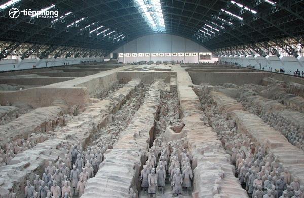 Du lịch Tây An Lạc Dương Khai Phong