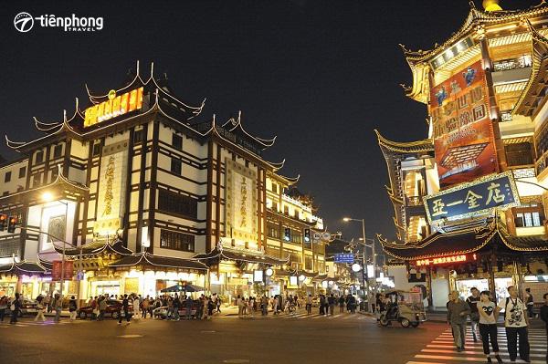 Thượng Hải sầm uất
