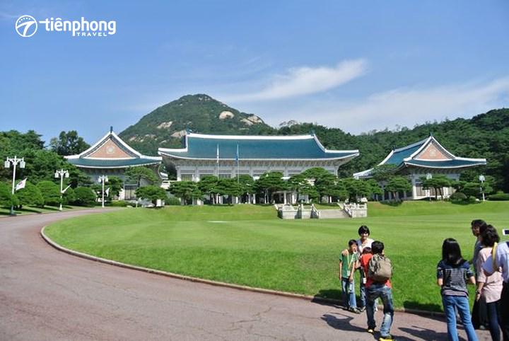 du lịch Hàn Quốc tptravel