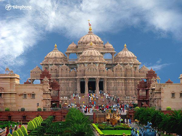 Du lịch Ấn Độ hành trình tam giác vàng