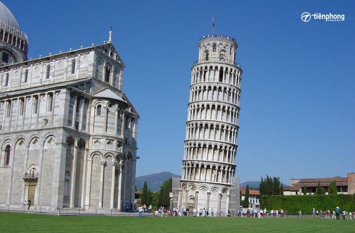 Du lịch châu Âu: Pháp - Thụy Sĩ - Ý