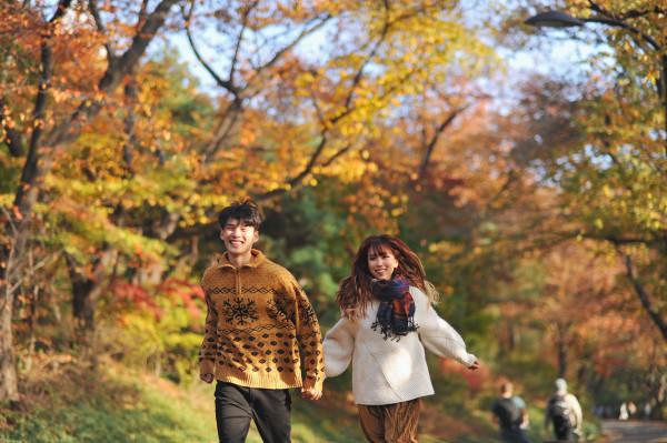 Du lịch Hàn Quốc mùa thu mặc gì?