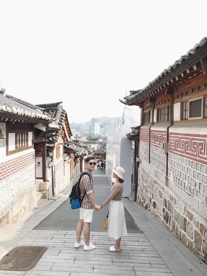 Top 7 địa điểm check in sống ảo tại Hàn Quốc được sao Việt yêu thích nhất - Tiên Phong Travel