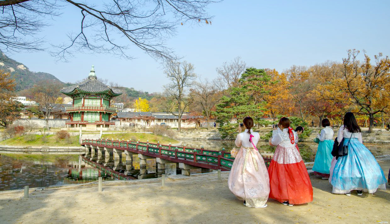 Du lịch Hàn Quốc 5 ngày 4 đêm - Tiên Phong Travel