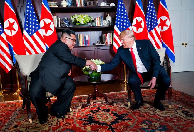 Hội nghị thượng đỉnh Mỹ - Triều 2019  Tiên Phong Travel 