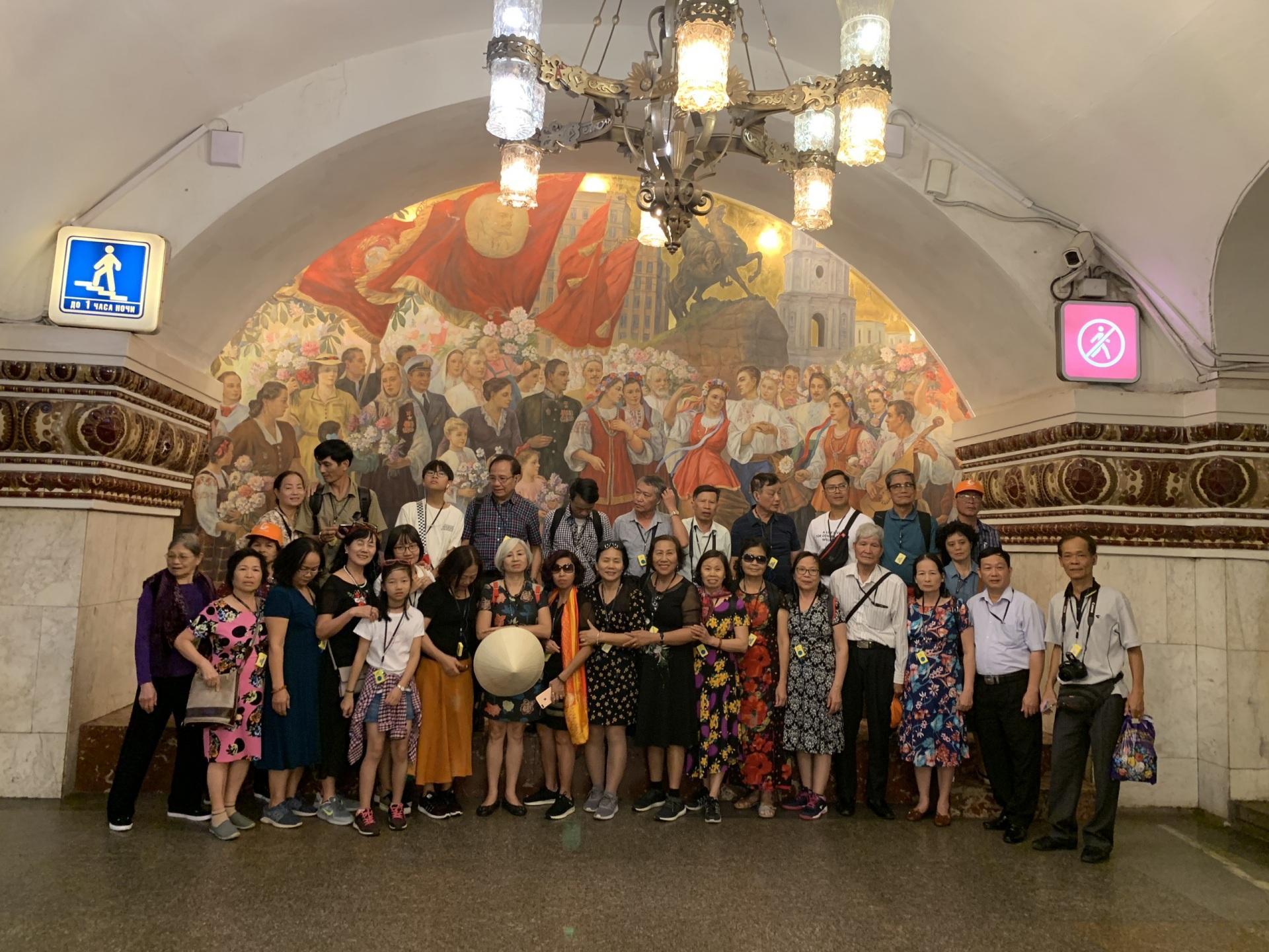 Du lịch Nga tháng 9 - mùa thu vàng - Tiên Phong Travel
