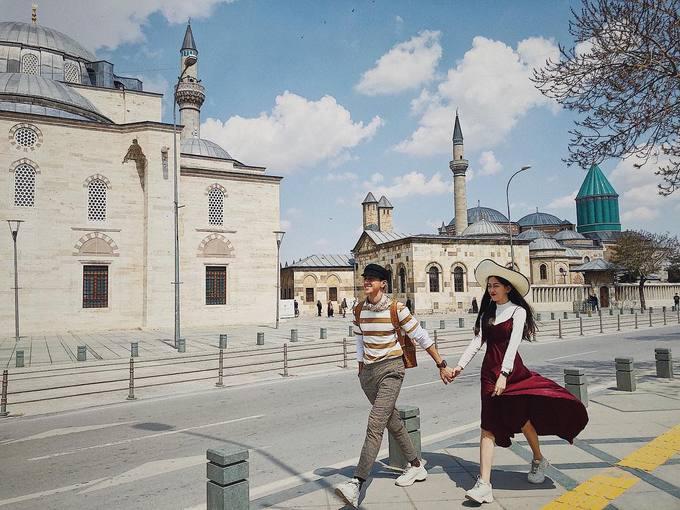 Tour du lịch Thổ Nhĩ Kì - Tiên Phong Travel