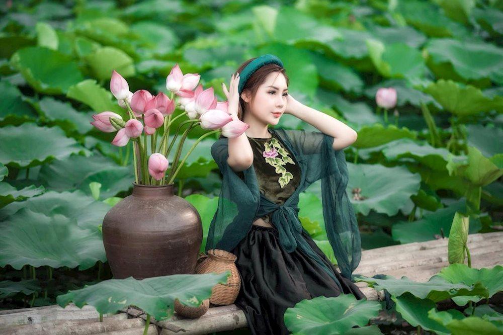 Du lịch Tiên Phong - 12 điểm check in mùa sen quanh Hà Nội