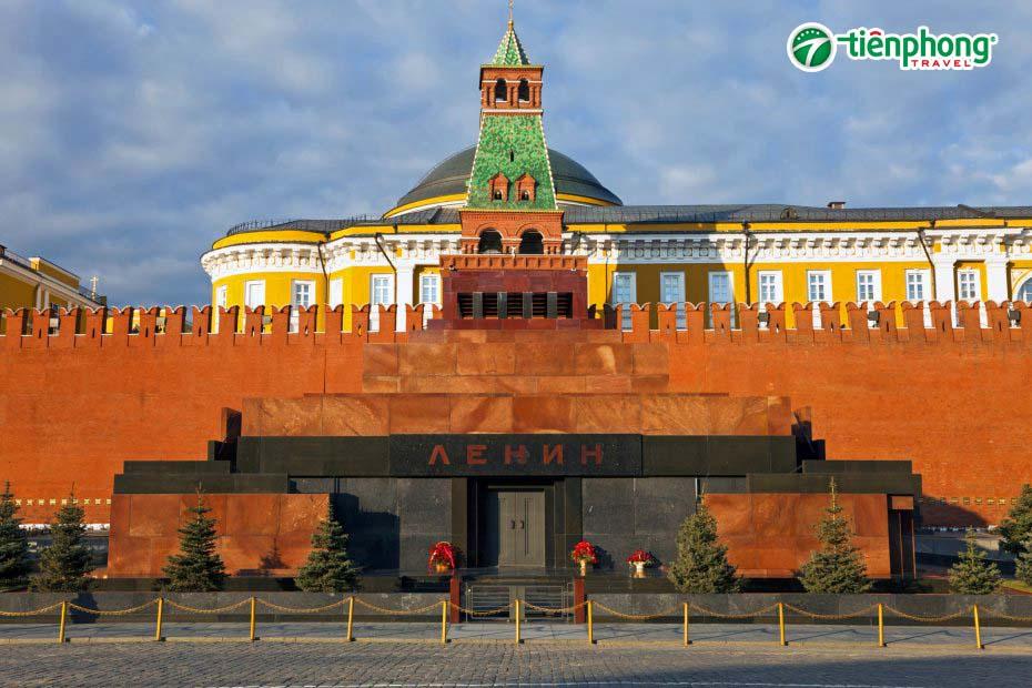 lăng Lê- nin ở Nga