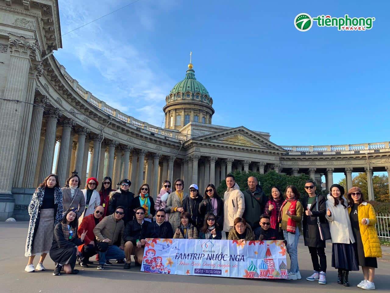 Nhà thờ Kazanskiy nước Nga