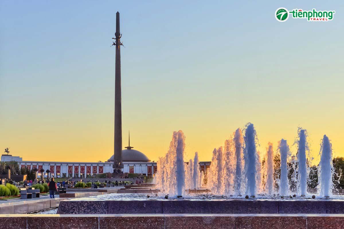 Công viên Chiến thắng nước Nga