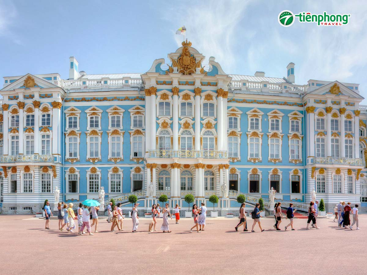 Cung điện Ekaterina nước Nga