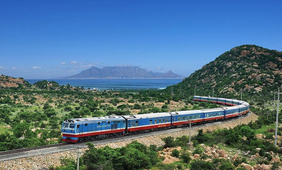 Kinh nghiệm du lịch Quảng Bình bằng tàu hỏa