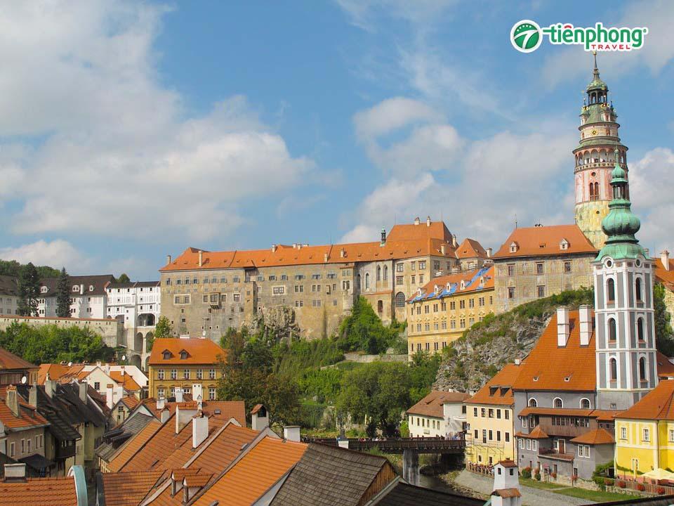 Lâu đài Český Krumlov