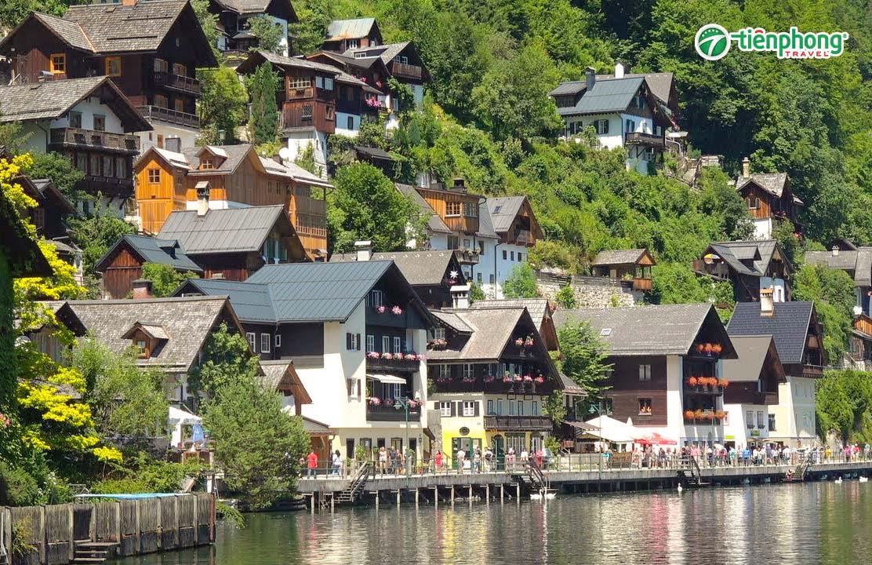 Ngôi làng cổ Hallstatt