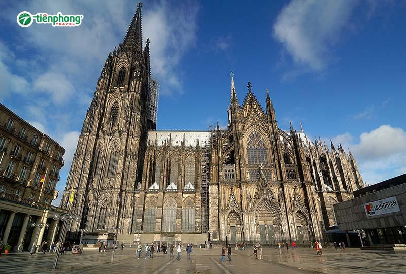 Nhà thờ chính tòa Köln đức