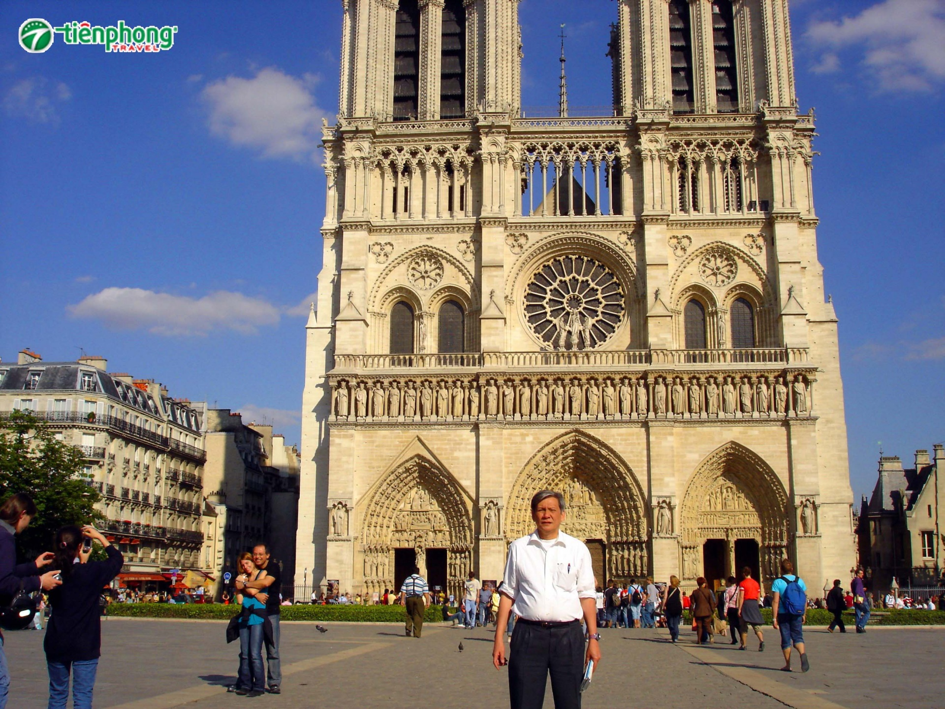 nhà thờ Đức Bà Paris pháp