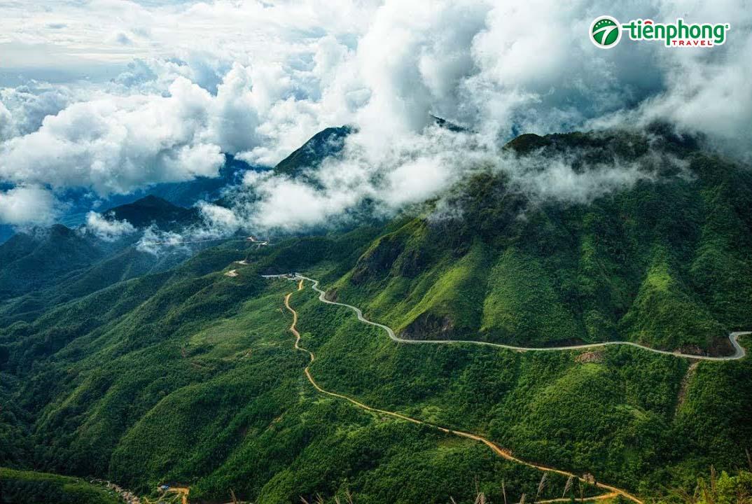 núi rừng Tây Bắc.