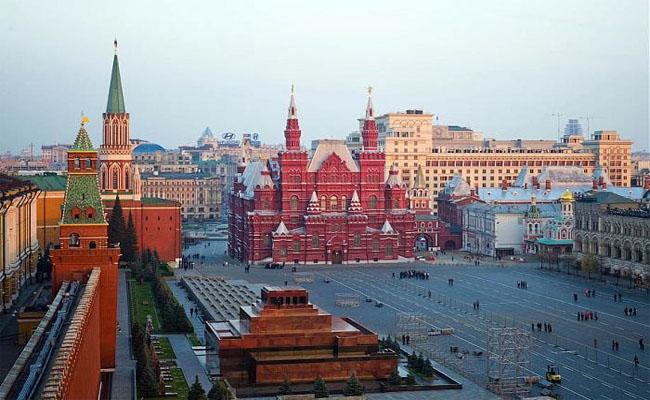 Du lịch Nga nên đi những đâu?