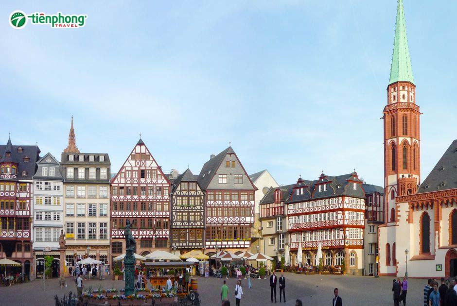 Quảng trường Romerberg Đức