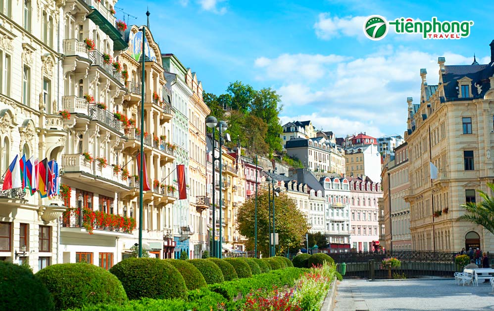 thành phố Karlovy Vary