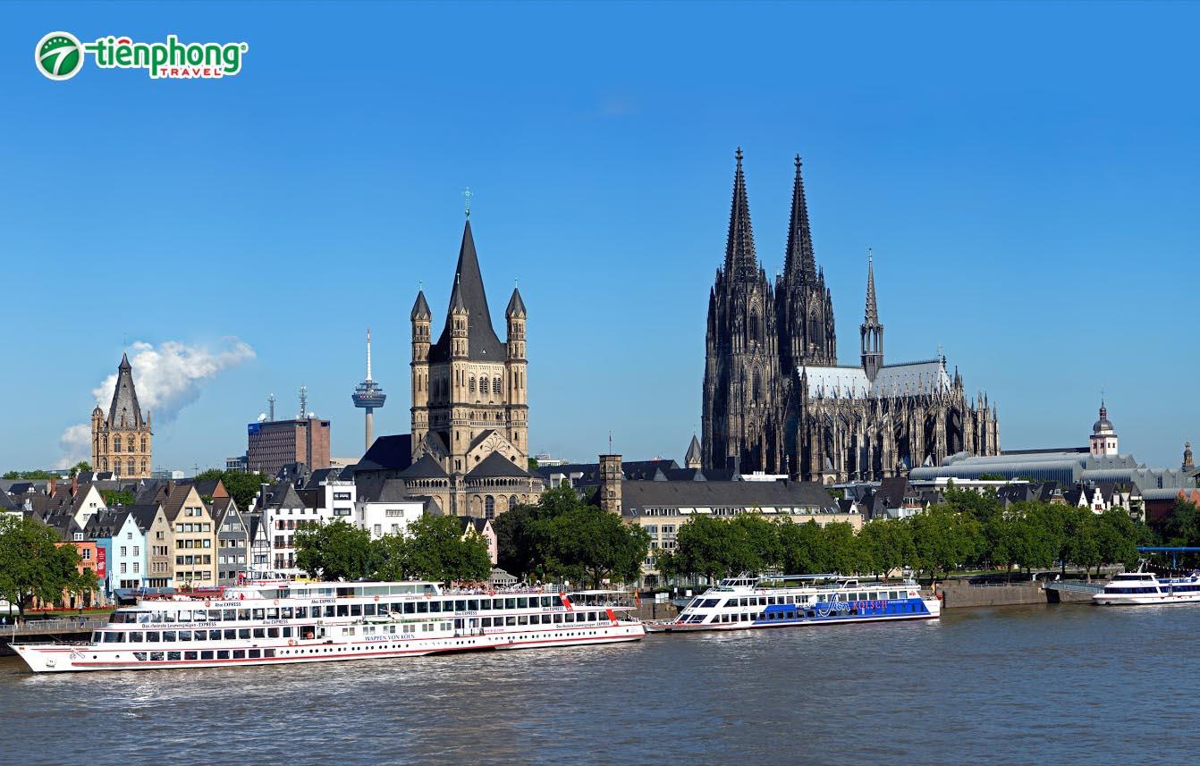 thành phố Cologne đức