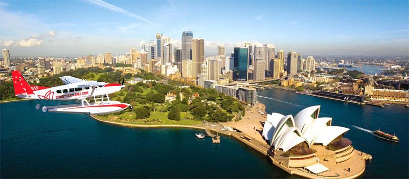 Du lịch Úc ngắm một Australia tuyệt đẹp