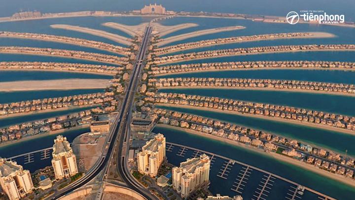 The Palm ở Dubai
