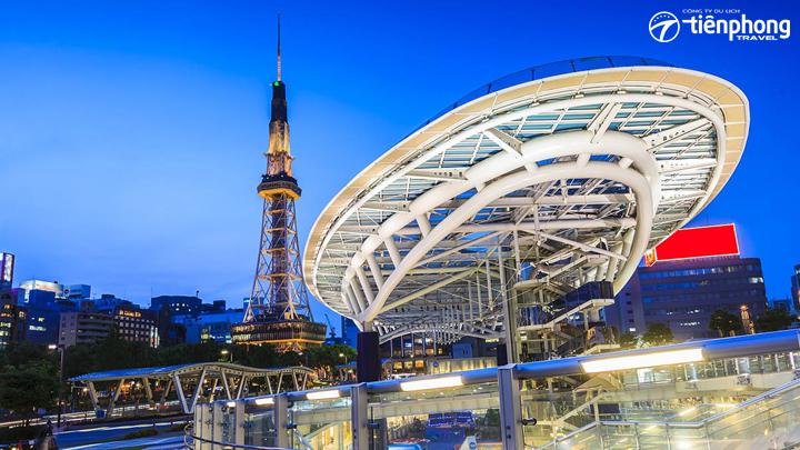 Thành phố Nagoya Nhật Bản